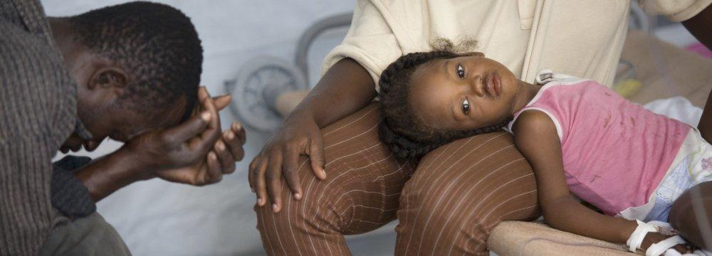 UN to Compensate Haiti Cholera Victims