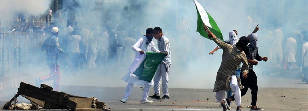 Militants Stage Kashmir Attacks