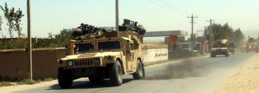 Afghan Troops Retake Kunduz From Taliban