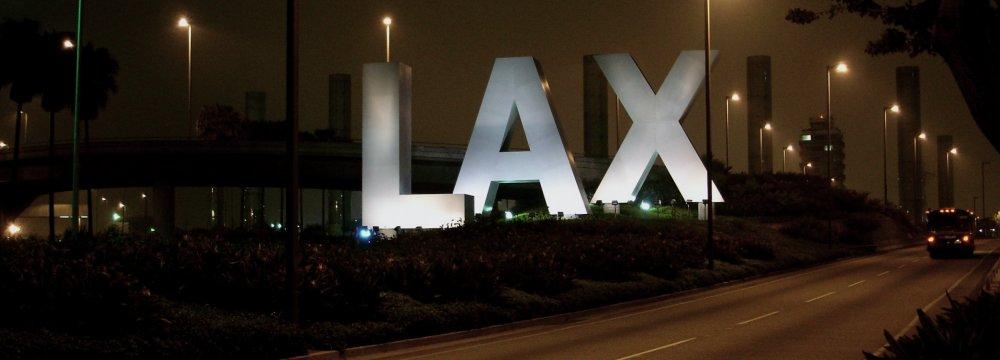 False Alarms at LA Airport Delay Flights