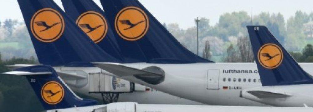 Lufthansa Warns European Terror Creating Turbulence
