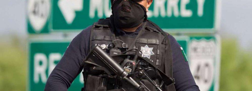 Headless Bodies Found in Mexico's Northwest