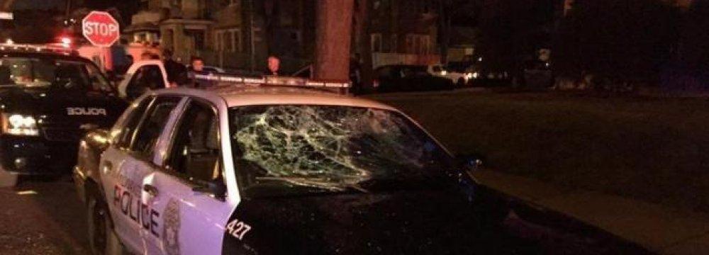 Police Killing Sparks Milwaukee Violence