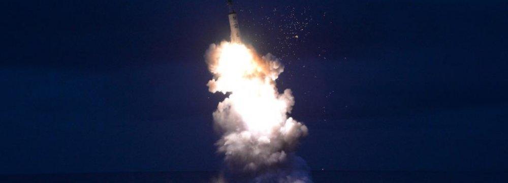 UN Condemns N. Korea Missile Launches