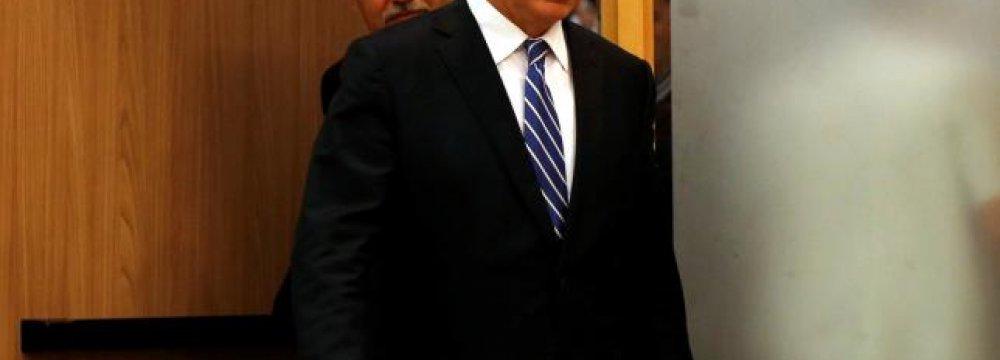 Netanyahu Willing to Discuss Peace