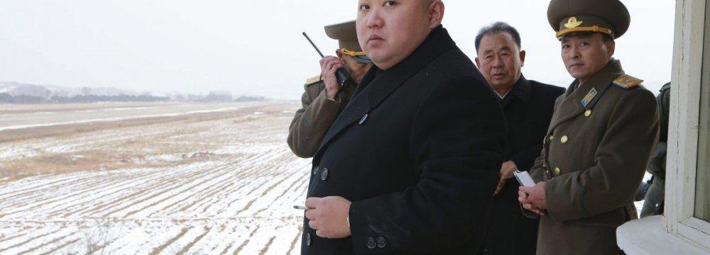 N. Korea May Be Preparing 5th Nuclear Test
