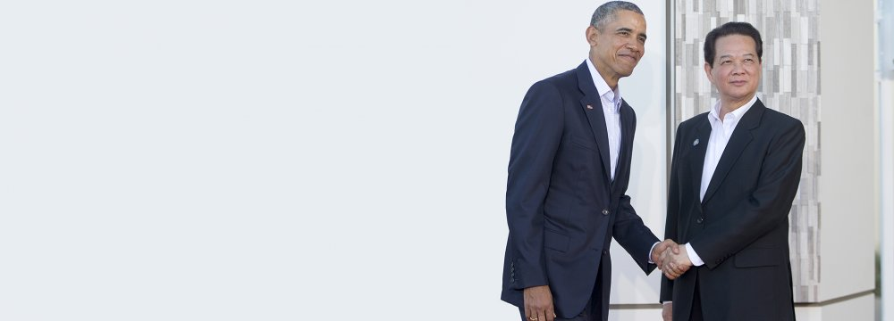 Obama Heads for 1st Visit to Vietnam