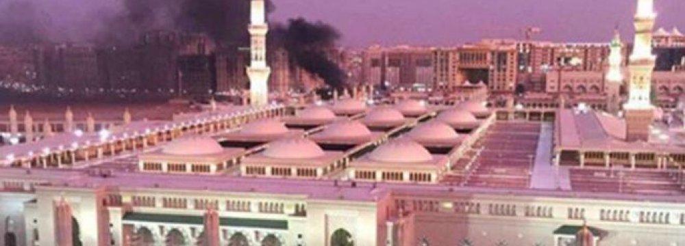 Saudis Arrest 12 Pakistanis Over 3 Bomb Attacks