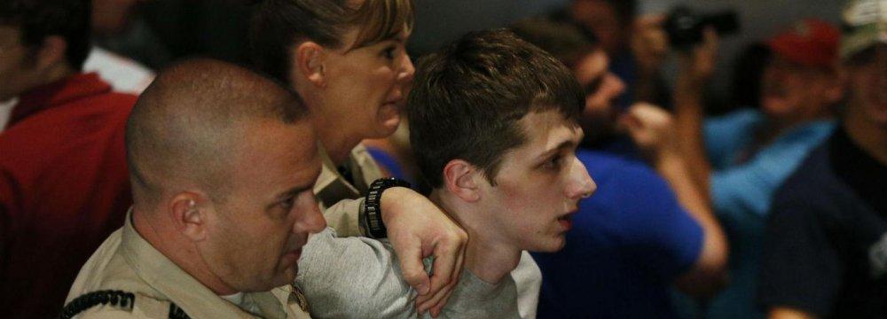 British Man Charged  After Bid to Kill Trump