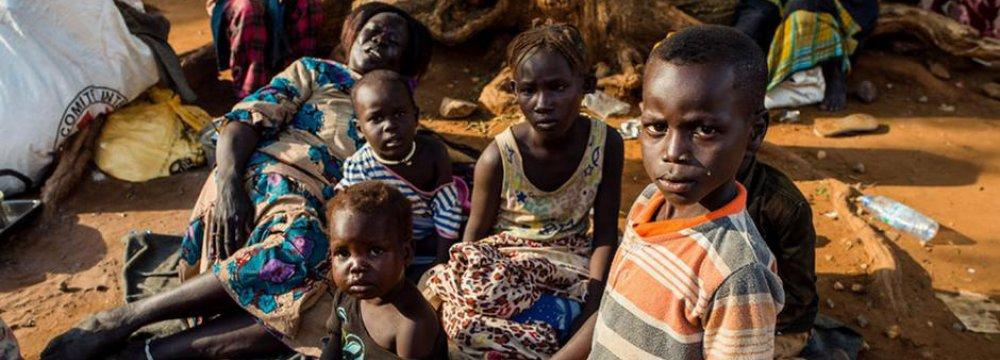 HRW: S. Sudan Troops Killed, Raped Civilians