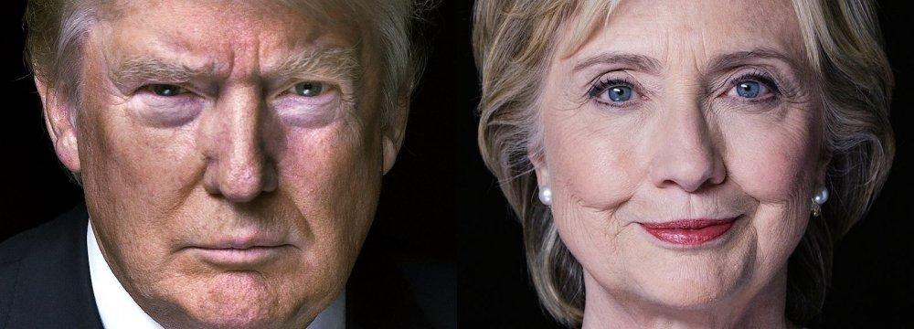 Trump, Clinton Win Big in Key Primaries