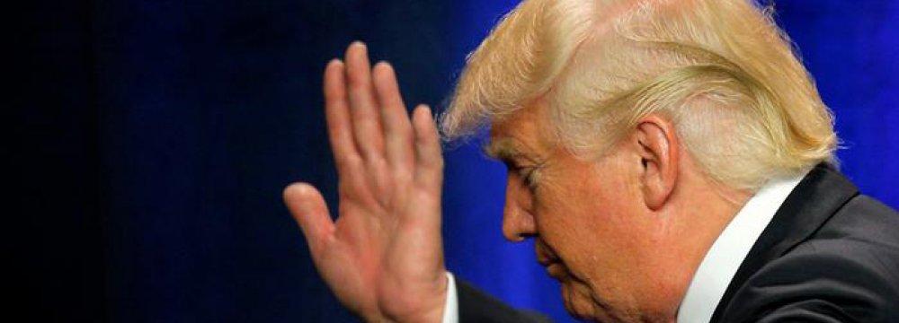Trump Revokes Washington Post's Press Access