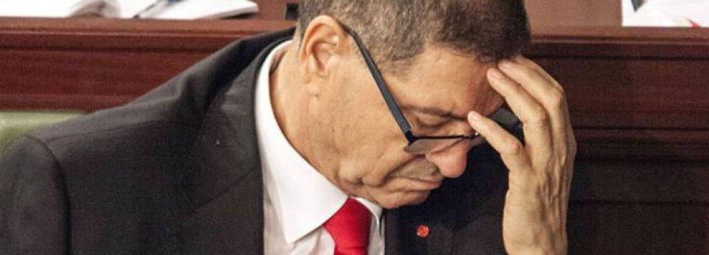 Tunisian MPs Pass No-Confidence Vote, Fire Premier