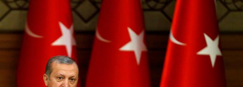 35 Kurdish Militants Killed in Turkey