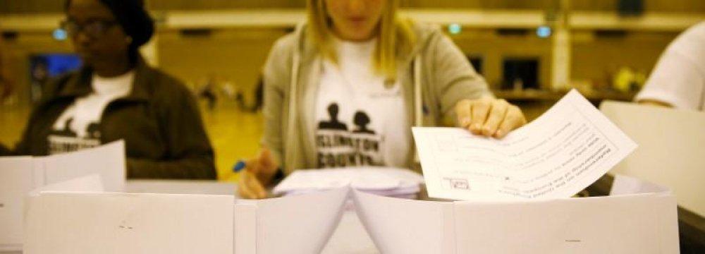 UK Vote Sparks Demand for Frexit, Nexit