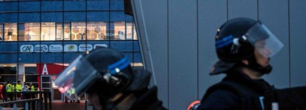 US Warns of Europe Terror Threat