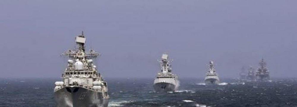 US, Japan, India to Hold Naval Drills in Western Pacific