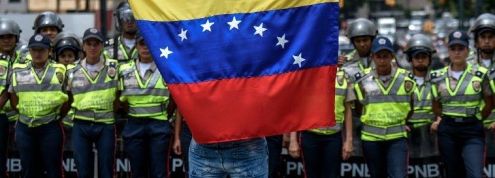 Fresh Opposition Campaign to  Unseat Venezuela President Rolls