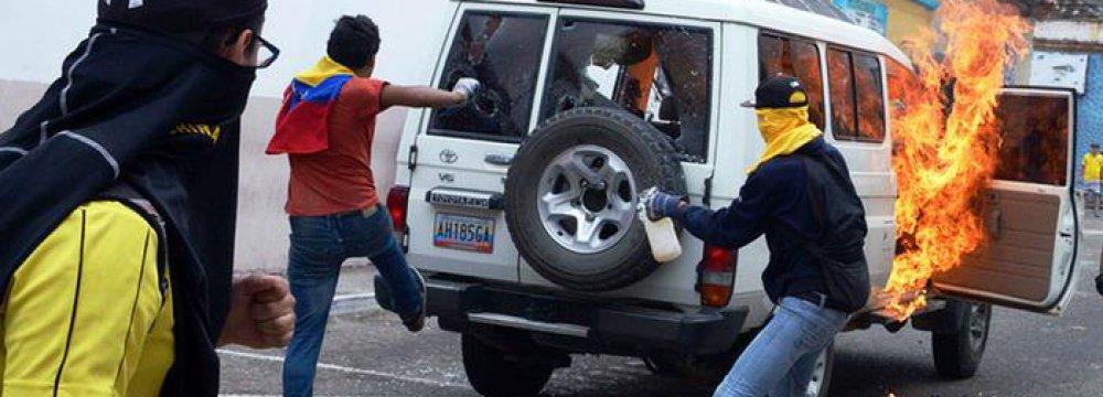 11 Gunned Down in Venezuela