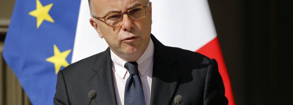 France Calls Up 12,000 Reservists