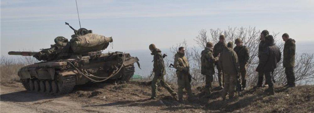 UN: Both Sides in Ukraine Conflict Guilty
