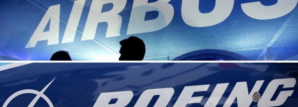 US Republicans Lobbying Against Boeing, Airbus Deals
