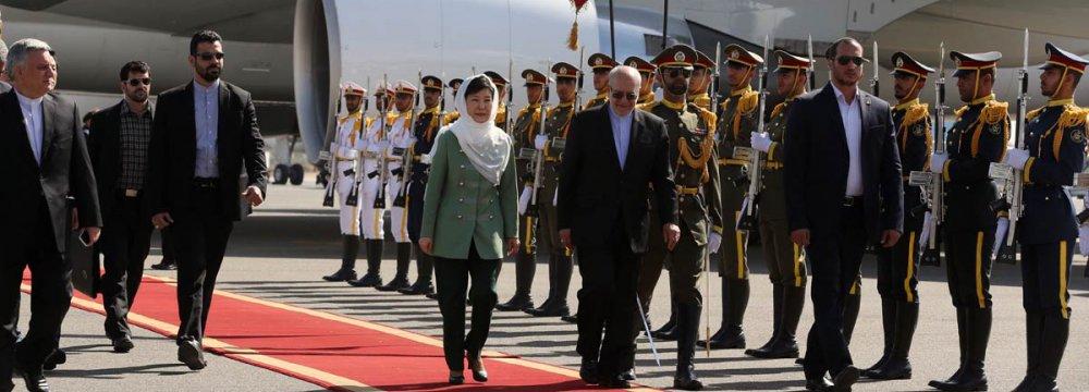 S. Korea, Iran's Major Partner in Wide-Ranging Sectors