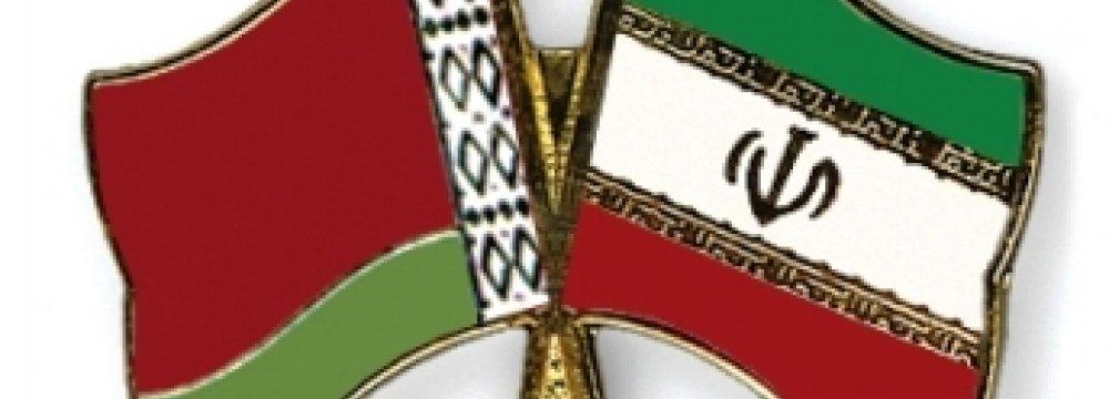 Tehran-Minsk Economic Commission in May