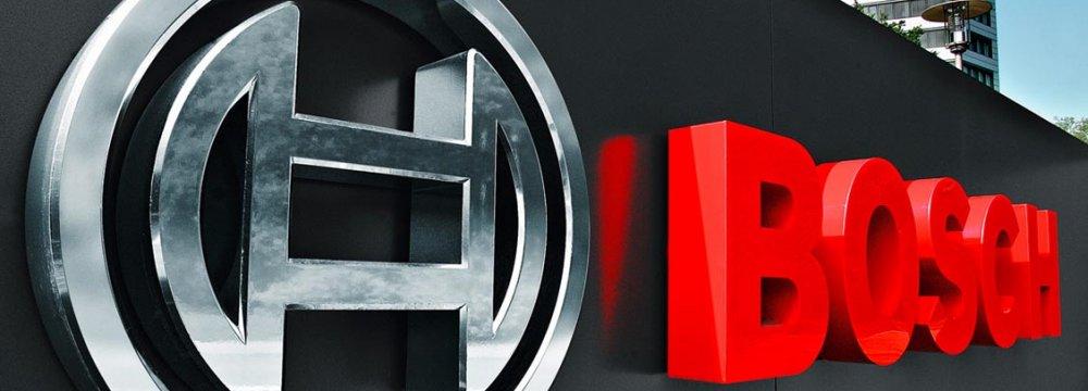 Bosch to Make Fresh Comeback