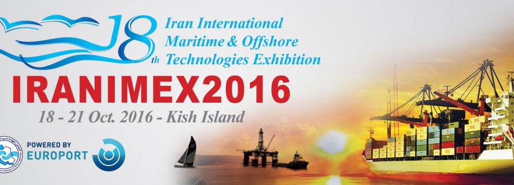 IRANIMEX2016 in Partnership With Europort
