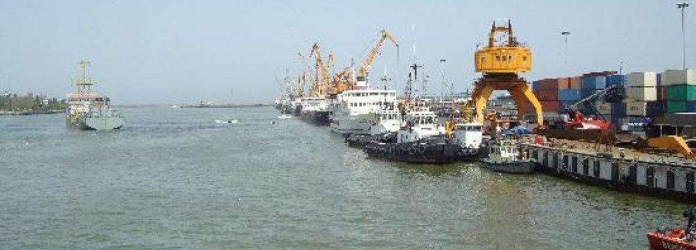 4 Anzali Port Berths Under Construction