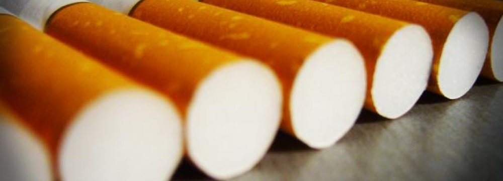 Over a Third of Cigarettes Contraband
