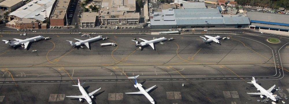 Airports Removing Static Aircraft