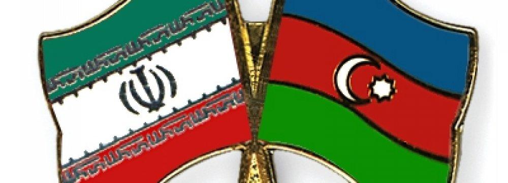 Iran Expo in Baku in Sept.