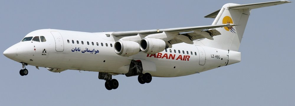 Tehran-Astrakhan Flight Facilitates Trade