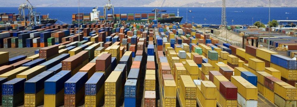 Trade With Kazakhstan Down 13%