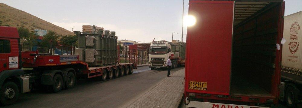 Iran Seeks Alternative Transit Route to Europe