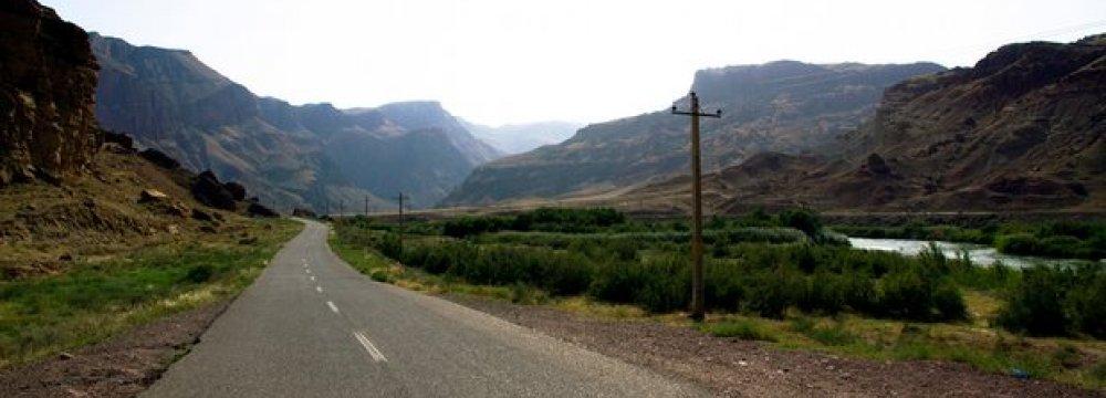 92% of Rural Roads Asphalted