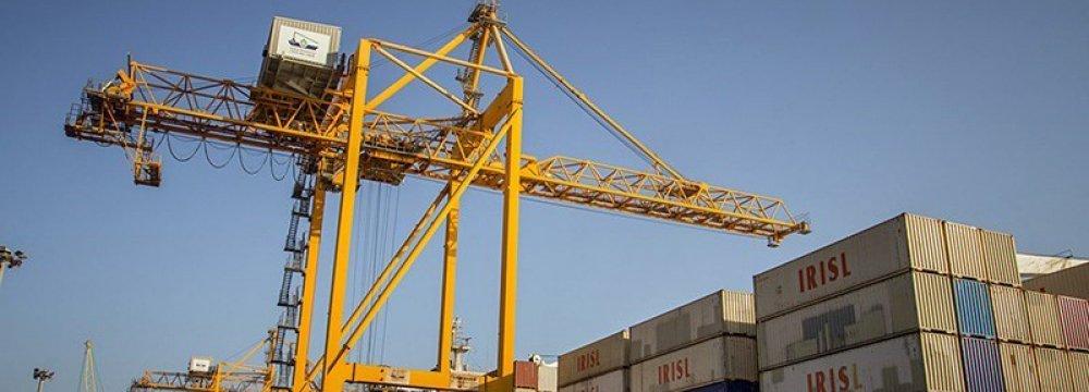 Q1 Port Activity Up 15%