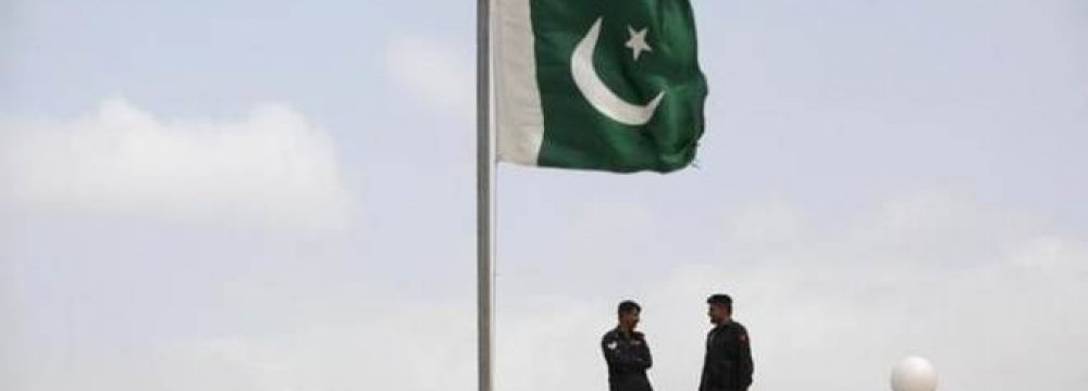 Pakistani Gate on Border to Help Curb Smuggling