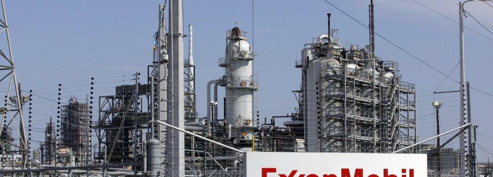 Exxon Posts $1.81b Profit, Smallest Since 1999