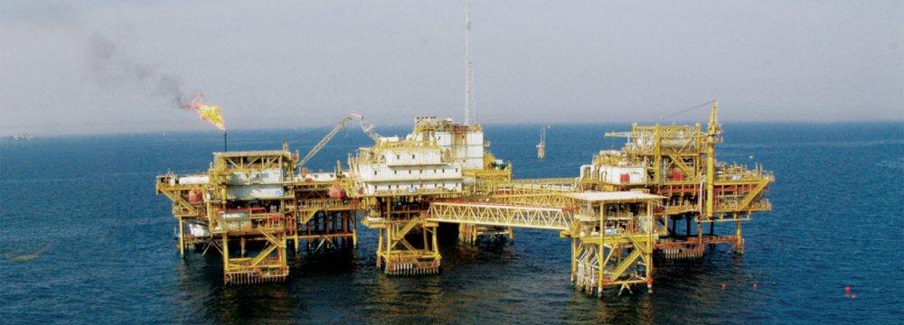 Iran Awaits Proposal for Farzad-B Gas Field