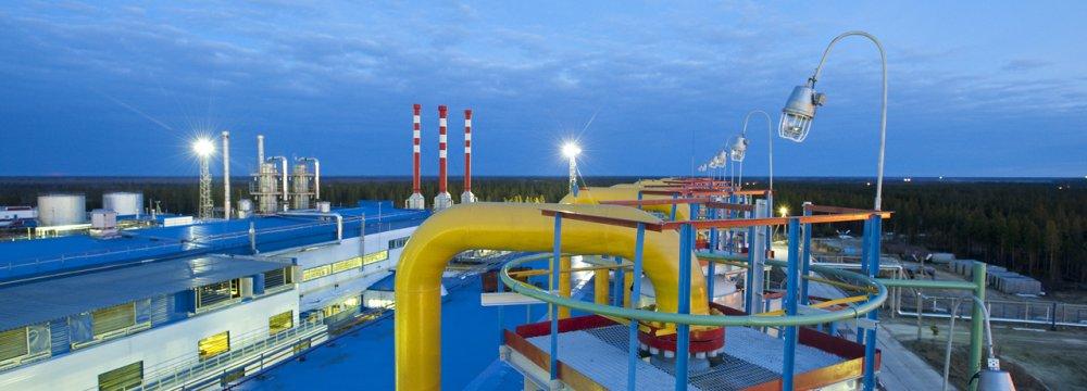 Plan to Raise Gas Exports
