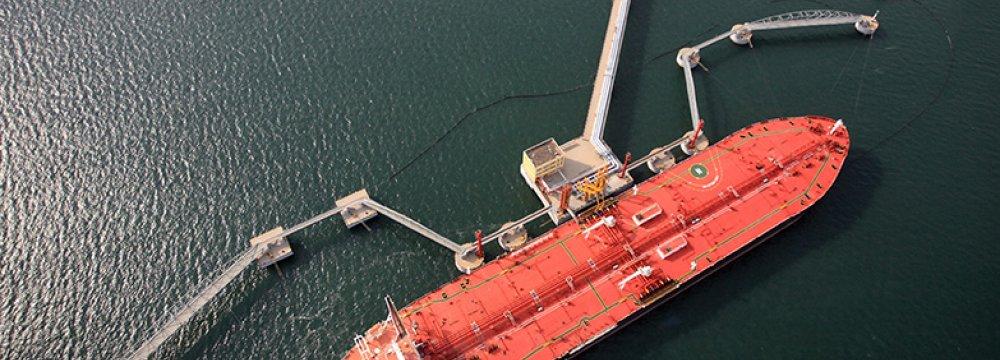 India's April Iran Crude  Imports Rise 49% YoY