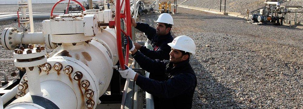 Iraq-Turkey Pipeline to Pump  150,000 bpd