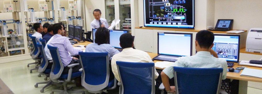 Japan's JCCP Resumes Training Programs in Iran