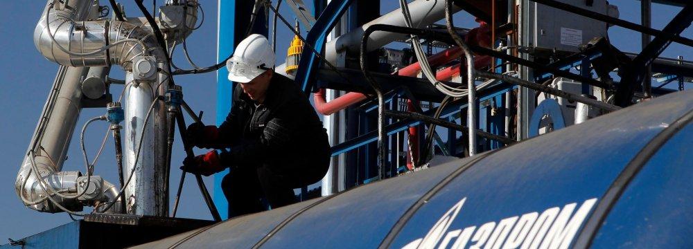 Gazprom, NIGC Hold Wide-Ranging Talks
