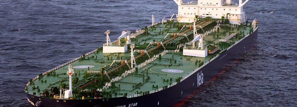 Taiwan Increasing Oil Imports