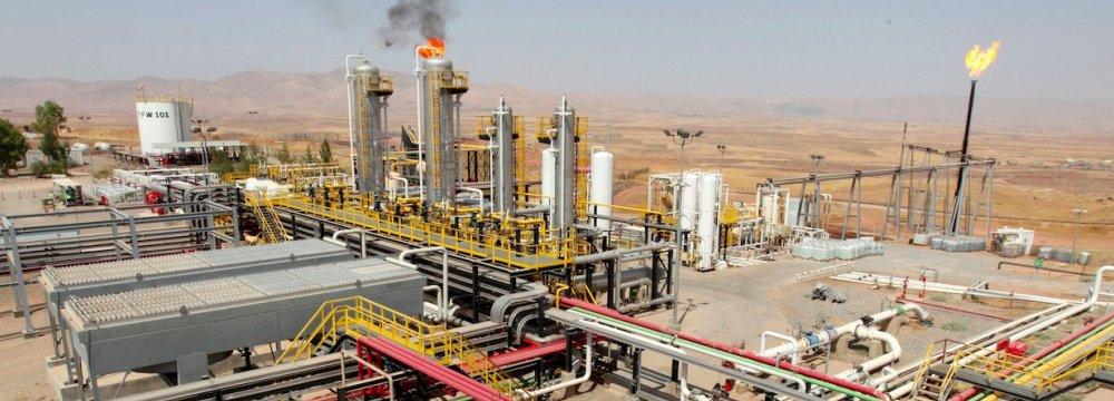 Iran Signs NDA With Russia Oil Co.