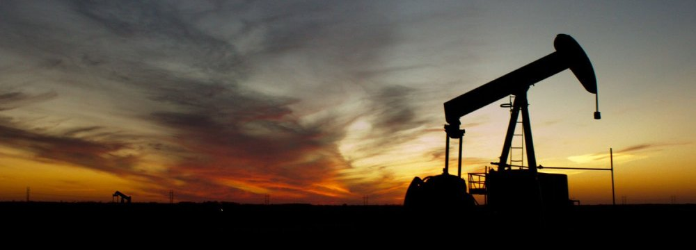 Oil Prices at Aug. High